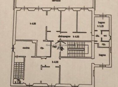Planimetria per annunci